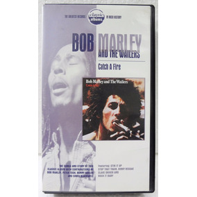 Vhs - Bob Marley And The Wailers - Catch A Fire