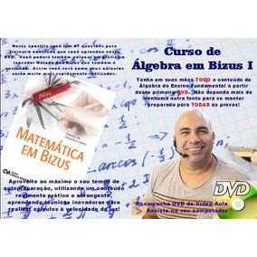 Enem - Dvd Curso De Álgebra Em Bizus - Parte 1 (download)