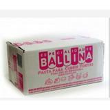 Pasta Ballina X 3kg Vainilla En Stock