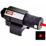 Mira Laser Para Trilhos De 20mm Com Borboleta Especial Fotos