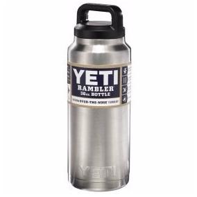 Yeti Rambler 36oz - 1,064ml Thermo Botella Frio Calor