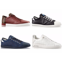 Tenis Louis Vuitton Sneakers Envio Dia Siguiente Y Meses S/i