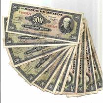 Billete Barato 500 Pesos Envio Gratis