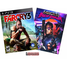 Far Cry 3 + Blood Dragon Ps3 Promo 2x1 Lgames