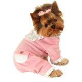 Vestido Para Perro Hip Perrito Rosa Sweety Jumper X