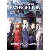 Manga Neo Génesis Evangelion 14 Tomos