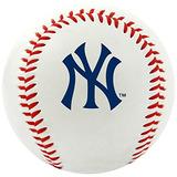 Mlb New York Yankees Logotipo Del Equipo Béisbol, Oficial,