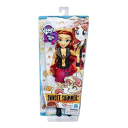 Muñeca My Little Pony Equestria Girls Sunset Shimmer (3790)
