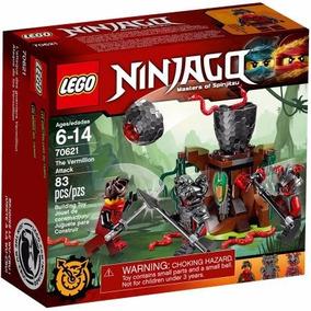 Lego Ninjago 70621 Ataque De Los Vermillion Mundo Manias
