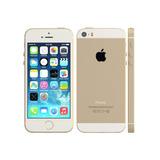 Iphone 5s 16 Gb Gold Com Gps Novo Lacrado Na Caixa