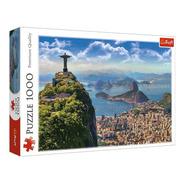 Puzzle Rompecabezas 1000 Piezas Trefl Rio De Janeiro Cristo