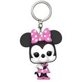 Funko Llavero Pop  Vinilo Coleccionable Disney-minnie Mouse 37fd1d58592