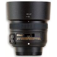 Parasol Hb47 Nikkor Ef-s 50mm 1:1.4g  1:1.8g Nikon 58mm