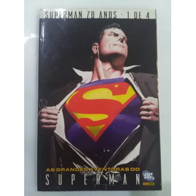Superman 70 Anos Vol 1 De 4