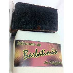 Sabonete Íntimo De Barbatimão 90g/barra (100% Natural) Top