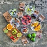 Frete Grátis - Kit 30 Sachês De Especiarias Para Gin Tônica