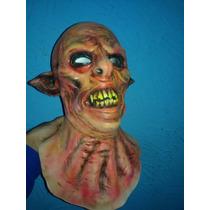 Máscara Látex Halloween Assustadora Terror Horripilante