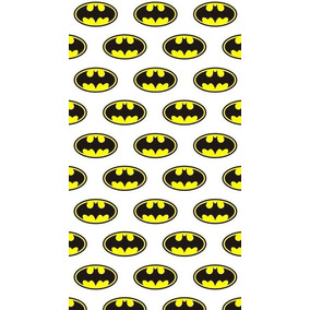 Tecido Estampado Batman Para Fazer Roupas 70x100cm 30,00
