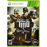 Army Of Two El Cártel Del Diablo - Xbox 360