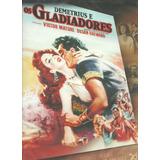 Dvd Filme - Demétrius E Os Gladiadores (dubl/leg/lacrado)