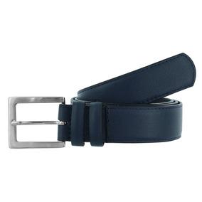 Cinturon Casual Elegante Azul Marino Hebilla Dorothy Gaynor