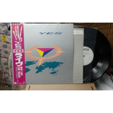 Yes (japon W/obi C/nuevo 1985) 9012 Live The Solos