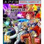Dragon Ball Battle Of Z Digital Ps3 - Digital Games Uy-