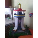 Torre De Paw Patrol Para Decoracion De Mesa O Fiesta