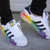 Adidas Superstar Colors Colecion 2016