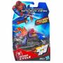 Muñeco Y Moto Amazing Spiderman Cycle Zoom Go Hasbro