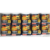 Gillette Fusion Proglide Proshield 10 Embalagens = 20 Cartuc