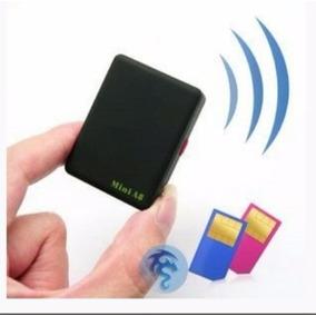 Espionagem Secreta Escuta Ambiente Gsm Usa Chip De Celula