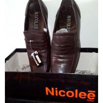 Zapatos De Vestir Nicolee Para Caballeros