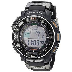 d7fea95dbdd Casio Pro Trek Mod Paw1100 - Relógios no Mercado Livre Brasil