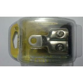 Terminal Doble Xscorpion Rt00p Para Cable 0,2,4,8
