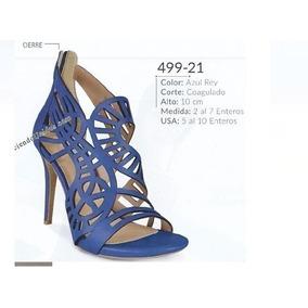 991dacf2643 Outlet saldos Mchn ..zapatillas Cklass Azul Rey 499-21