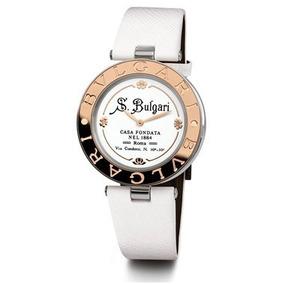Bulgari Bulgari, B-zero 1, Reloj Para Mujer Bz30wsgl-125