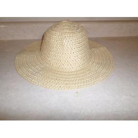 Sombrero Para Mujer Para La Playa Pieza Única Usado