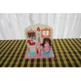 Baño Para Kelly De Barbie, Años 80!!!, Vintage!!!, Importado