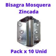 Bisagra Para Puerta De Mosquitero - Mosquera Reforzada X 10