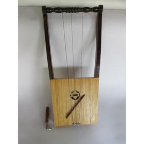 Harpa Artesanal Citara Lira
