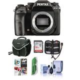Pentax K-1 Mark Ii Dslr Camera (body Only) - Bundle With 32g