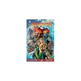 Hq Dc Comics Aquaman - Os Outros Edição De Luxo-dl Amazonas