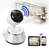 Cámara De Seguridad Ip Wifi + Memoria 16 Gb Leer Bien
