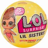 Muñecas Lol Surprise Sorpresa Lil Sisters Original Wabro