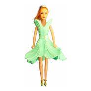 Mia - Verde - Bonecas Artesan