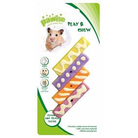 Brinquedo Para Hamster E Porquinho Da Índia Minerais Palitos