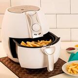 Fritadeira Fun Kitchen Air Fry Sem Oleo Saúde 3,2l 110v