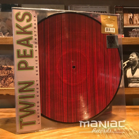Twin Peaks Limited Event Series Soundtrack 2 Vinilos