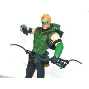 Boneco Action Figure Arqueiro Verde Novos 52 Dc Collectibles